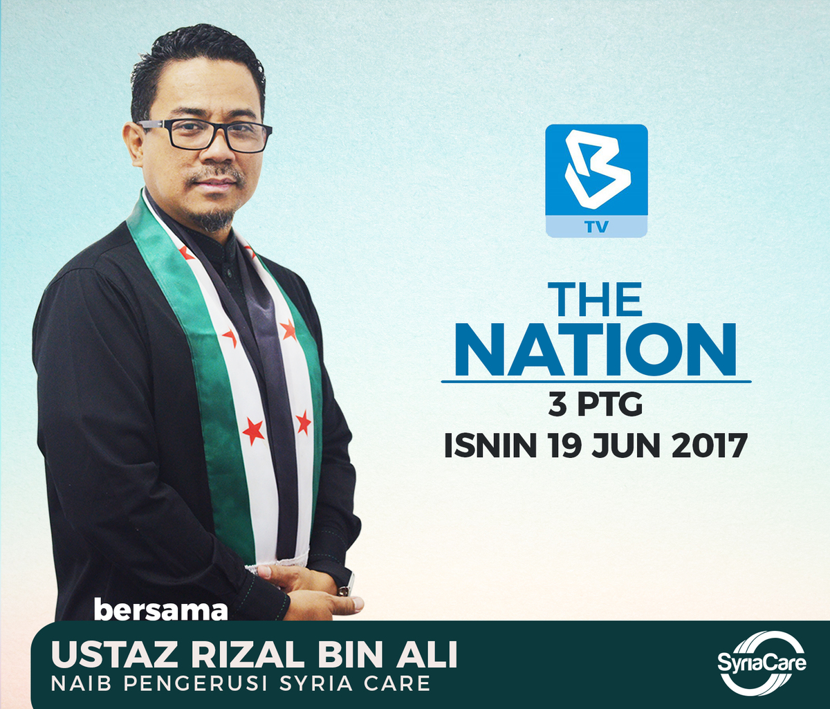 BERNAMA TV USTAZAH THE NATION